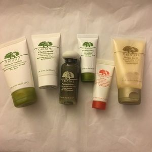 Other - NWT Orgins Travel Size Product Bundle